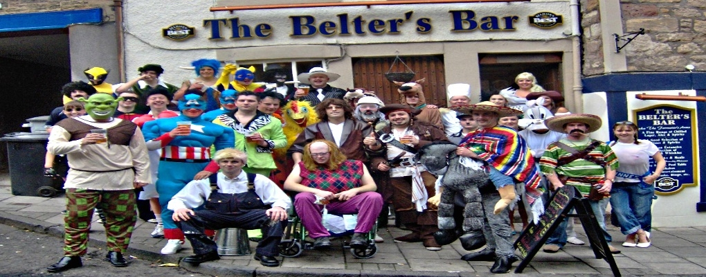 The Belters Bar – Always a Fun Place to be !