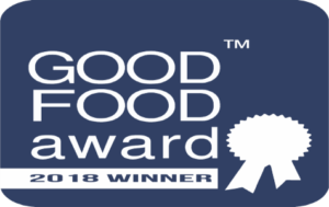Good Food Award  2018