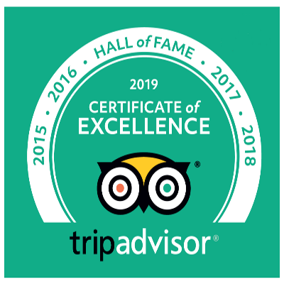 BELTERS 2019 CERT HALL OF FAME 4X4