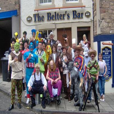 belters outside comedy 4x4